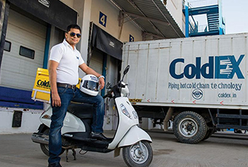 How ColdEx Logistics is climbing up the food chain
